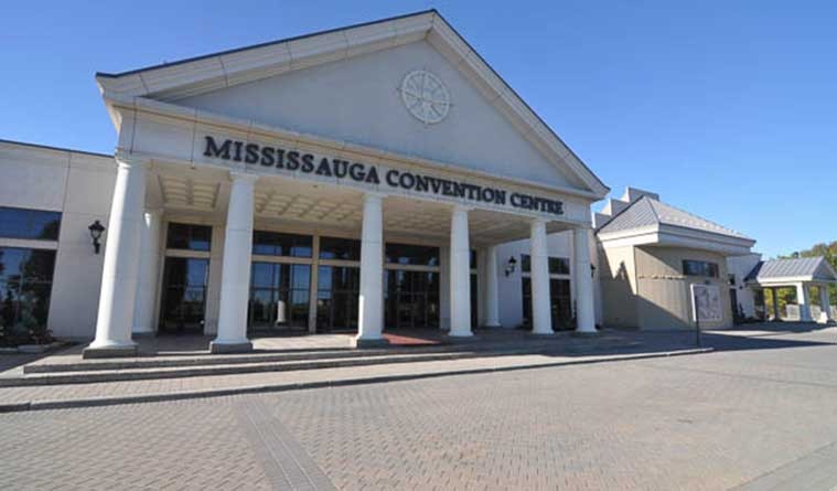 Mississauga Convention Center Moderco